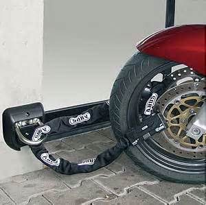 Motorcycle Theft Prevention Tips