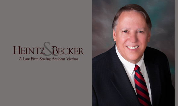 Personal injury attorney Steven E. Heintz