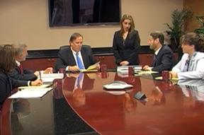 picture of attorneys at Heintz & Becker