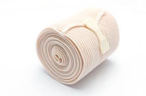 generic picture of a bandage used for the scarring and disfigurement page on Heintz & Becker, an injury law firm with offices in Sarasota and Bradenton