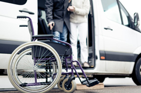 wheelchair transportation injury attorney