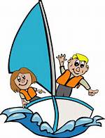 sailboat kids cartoon