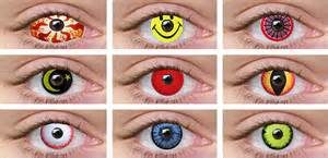 Costume Contact Lenses Cause Serious Eye Injuries